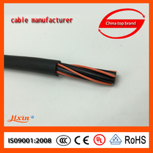 3*240mm2 copper conductor armoured underground flex wire and cable