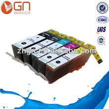 Compatible ink cartridge for hp622 670 used in hp series printer