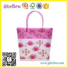 Plastic Carry Bag Design Handbag Style