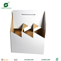 Strong 6 Wine Bottle Paper Carrier