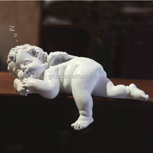 Guohao brand Sleeping angel carving for wedding gifts