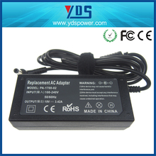 China 9 years manufacturer wholesale laptop power adapter 19v 3.42a ac adaptor 65w with CE certificates notebook adaptor