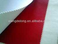 lichi embossed PU artificial leather