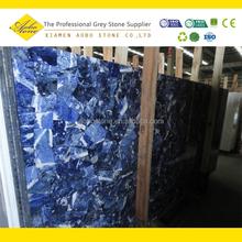 Blue bling stone,semi-precious stone