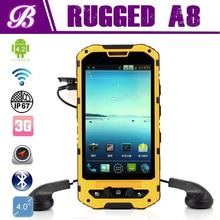 scaring buying 4.0inch screen waterproof A8 IP68 Rugged phone Land Rover Dual SIM phone