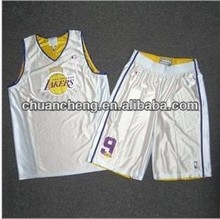 sublimated basketball jersey for sports