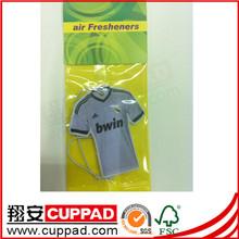 2015 custom paper air freshener