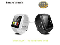 U8 Smart watch PHONE with Bluetooth ,cheapest U8 smart watch,good sales For Apple IOS Android Mobile Phone With factory Price