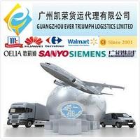 China freight forwarder in Guangzhou Shenzhen Air cargo shipping Laos