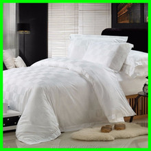 popular design Jacquard luxury hotel bedding set