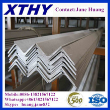 JIS/EN ot deed galvanized steel Equal & Unequal Steel Angle, Black Angle Iron