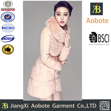 2015 Hot Sell Customized outdoor winter Jacket And coats For Lady