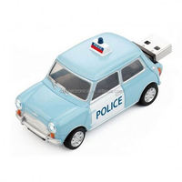 Wholesale Freesample Highspeed custom police car usb flash drive for Promotional gifts