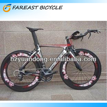 Full Carbon Fiber TT Road Bicycle / Ironman Triathlon Racing Cycle Road Bicycle