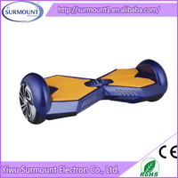 6.5inch intelligent /smart two wheel self balancing scooter
