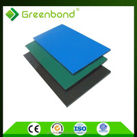 aluminum coated plastic sheet decorative panels acp sheets