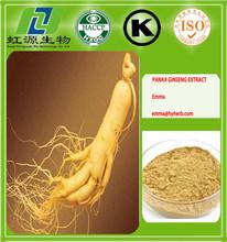 5%~80% Ginsenosides Korean red ginseng extract,Korean red ginseng extract Powder
