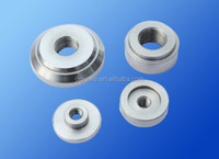 2015 New Products Dongguan CNC Turning Polishing Zinc Material Stainless Steel Casting Flange Body Part for motor machine