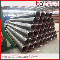 Baoshi Steel 28 inch low carbon steel pipe of different types price list