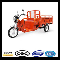 SBDM Motorcycle Tricycle Electric Covered Wheelchair