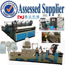 Roll toilet paper converted machine manufacturers SP-B