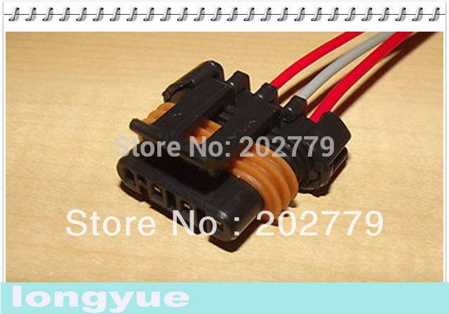 longyue 20pcs manifold air temp mat sensor connector