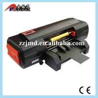 Business /visiting /gift/greeting /scratch card printing machine 330B digital fabric printing machine price