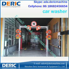 2015 Great quality high pressure car washing with water saving system