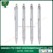 Metal Click Cheap Pens Bulk