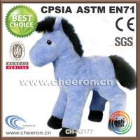 Wonderful soft plush horse my little pony plush toy