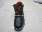 PU Safety shoes with Steel toecap, wearproof, Good quality with economic price, OEM is acceptable,Factory direct sell
