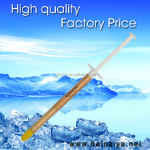 thermal grease with 45% pure gold and better cooling performance for computer cpu/graphics cards