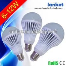 2015 NEW HOT IN! 6w high power led light bulb parts for house