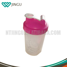 400ML new style BPA free shake bottle whey protein shaker bottle