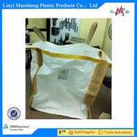 100% raw material 1 ton tote bags 1 ton rice bag