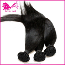 Soft And Smooth silky straight 8A Indian Hair 16 inches straight indian remy hair extensions real indian hair for sale