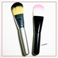 factory colored mini foundation brush/colorful makeup brush/nylon cosmetic brush in stock