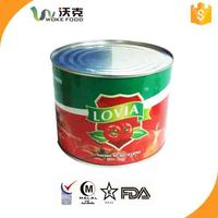 Excellent can tomato sauce in low price