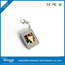 fashionable design cute video player easy to carry mini keychain New Products