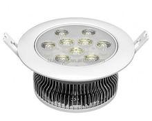 led lux down light led ceiling downlight high lumens