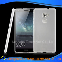 wholesale alibaba glossy jelly case for Huawei Mate S , Mate S shell