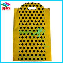 2015 hot sale LDPE cloth carrying bag shopping bag cloth bag
