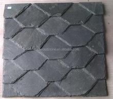 Black slate roof tiles for UK
