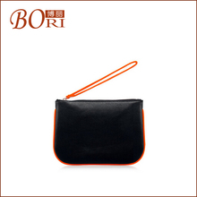 2014 hand embroidery leather woman female hand bag