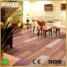 wood tile inkjet glazed floor tile