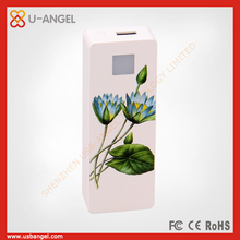 Manufacturer wholesale wireless charger 3200mah 5v transmission portable and quick charge power bank power bank ups