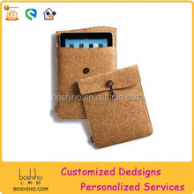 Boshiho Most Popular Items 2015 Cork Fabric Case for Ipad Air/ for Ipad Mini