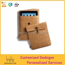most popular items 2015 Cork fabric case for ipad air/ ipad mini
