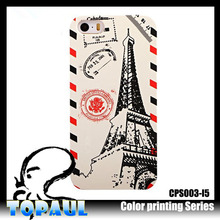 eco-friendly Hard Plastic Phone Case for iphone 5c back cover housing replacement