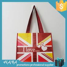 Fashion best selling promotional laminated non woven bag